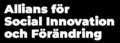Allians för Social Innovation och Förändring